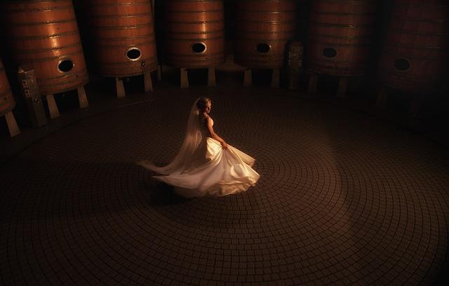 tanec nevěsty