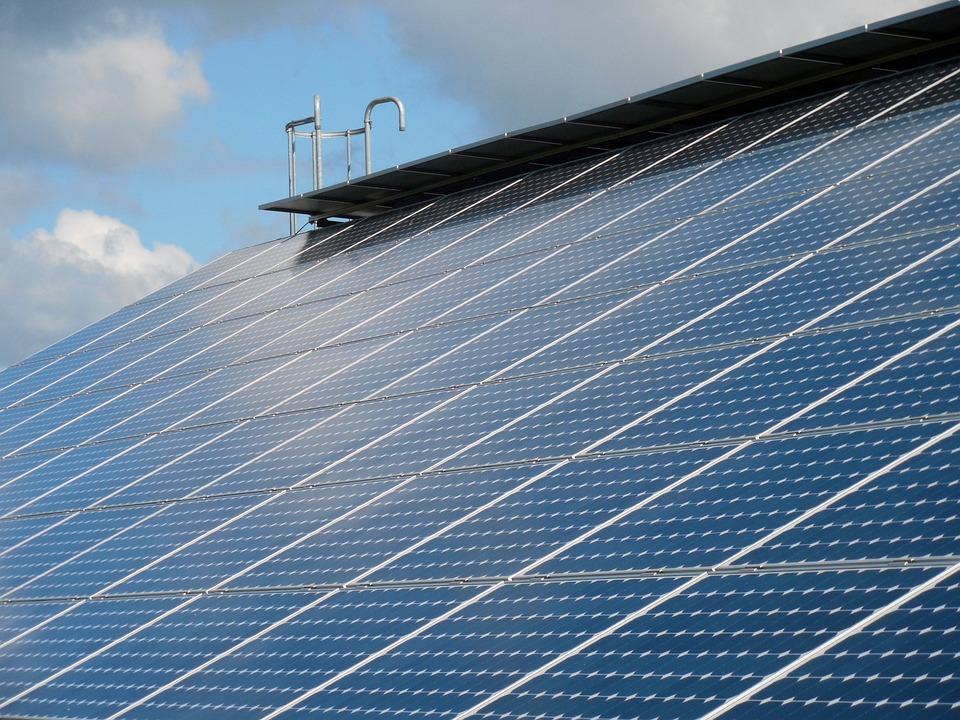 Fotovoltaika na střechu